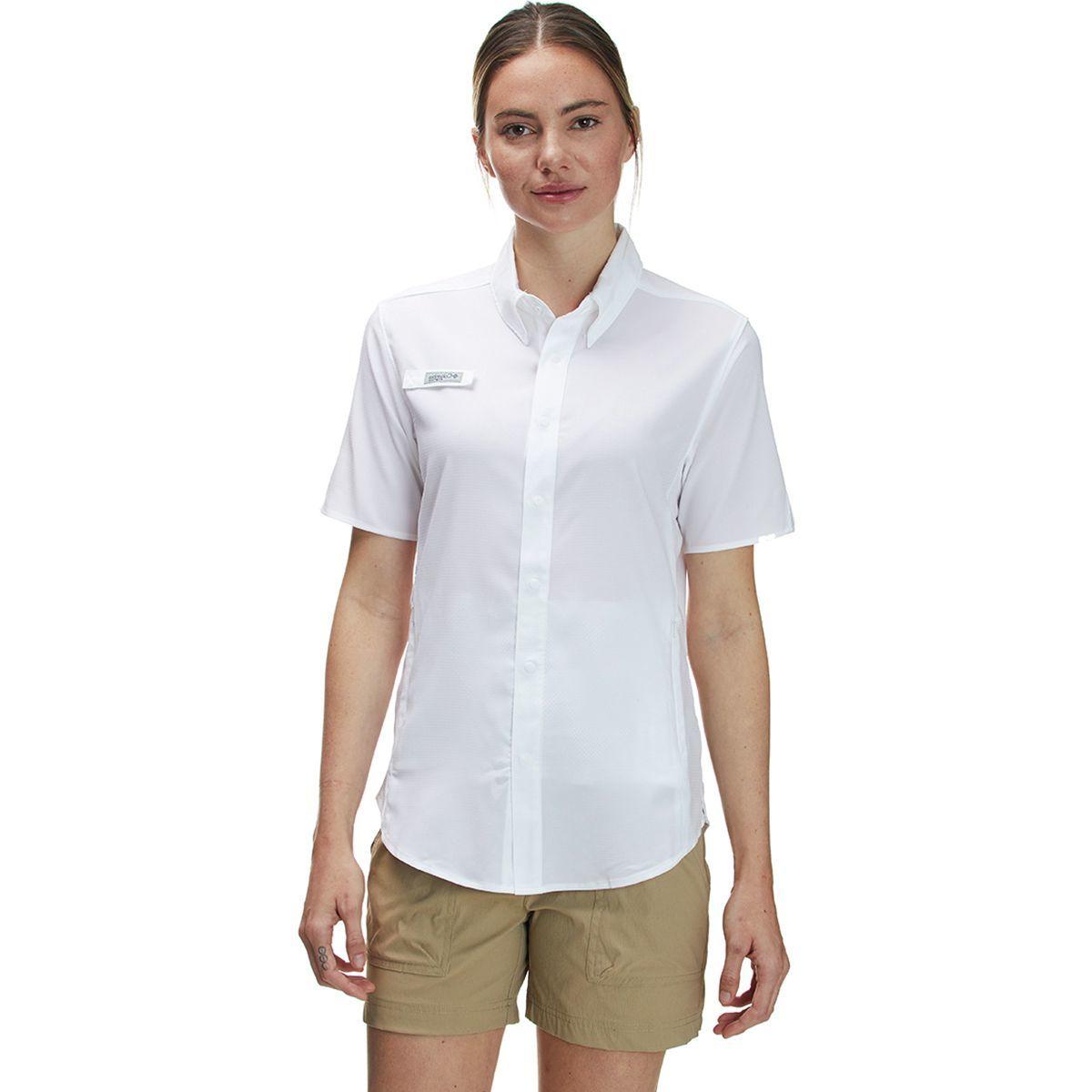 Columbia Tamiami II Short-Sleeve Shirt - Women's