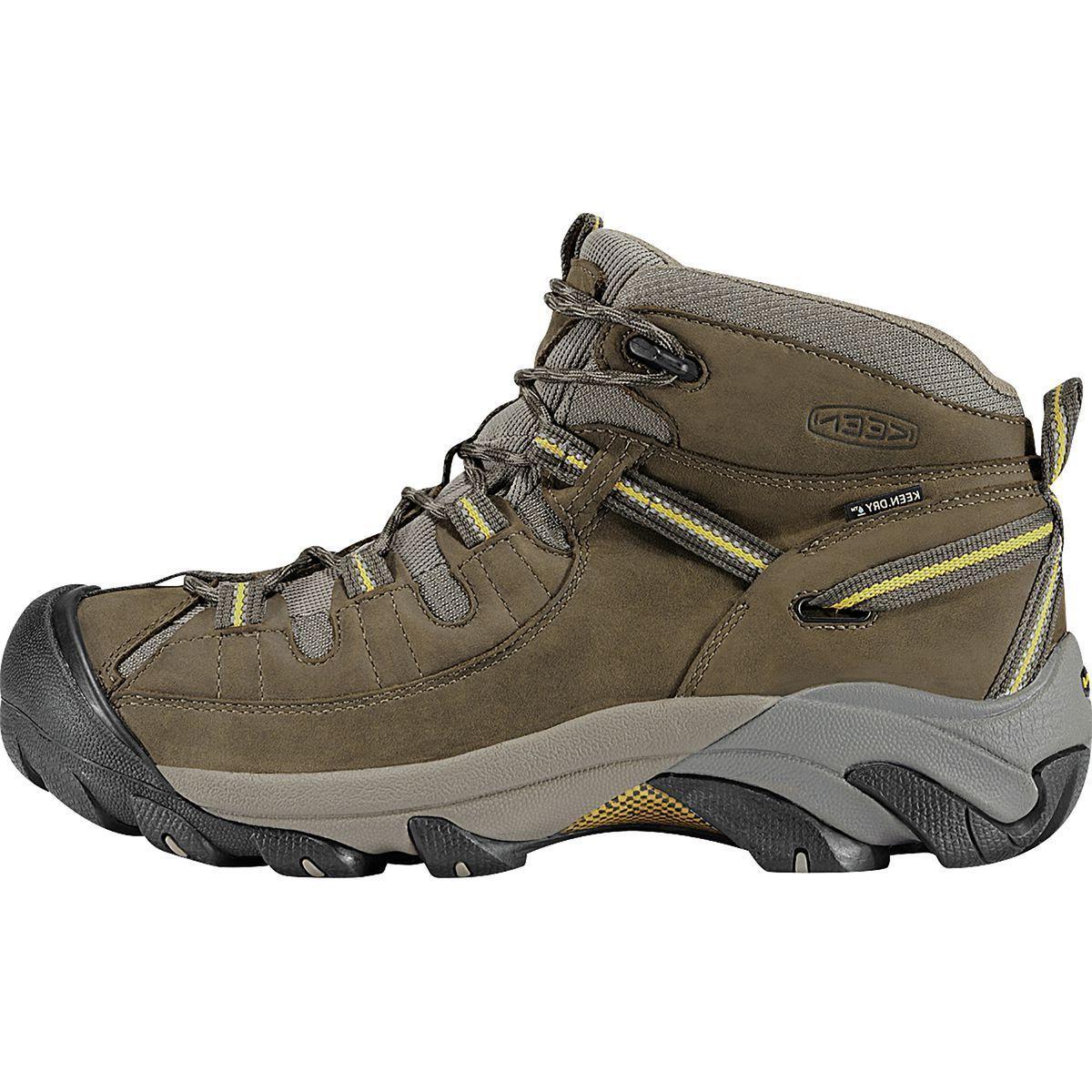 KEEN Targhee II Mid Wide Hiking Boot - Men's