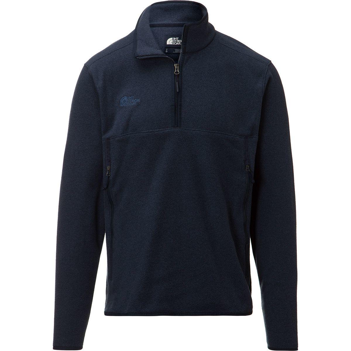 The North Face Glacier Alpine 1/4-Zip Fleece Pullover Jacket - Men's