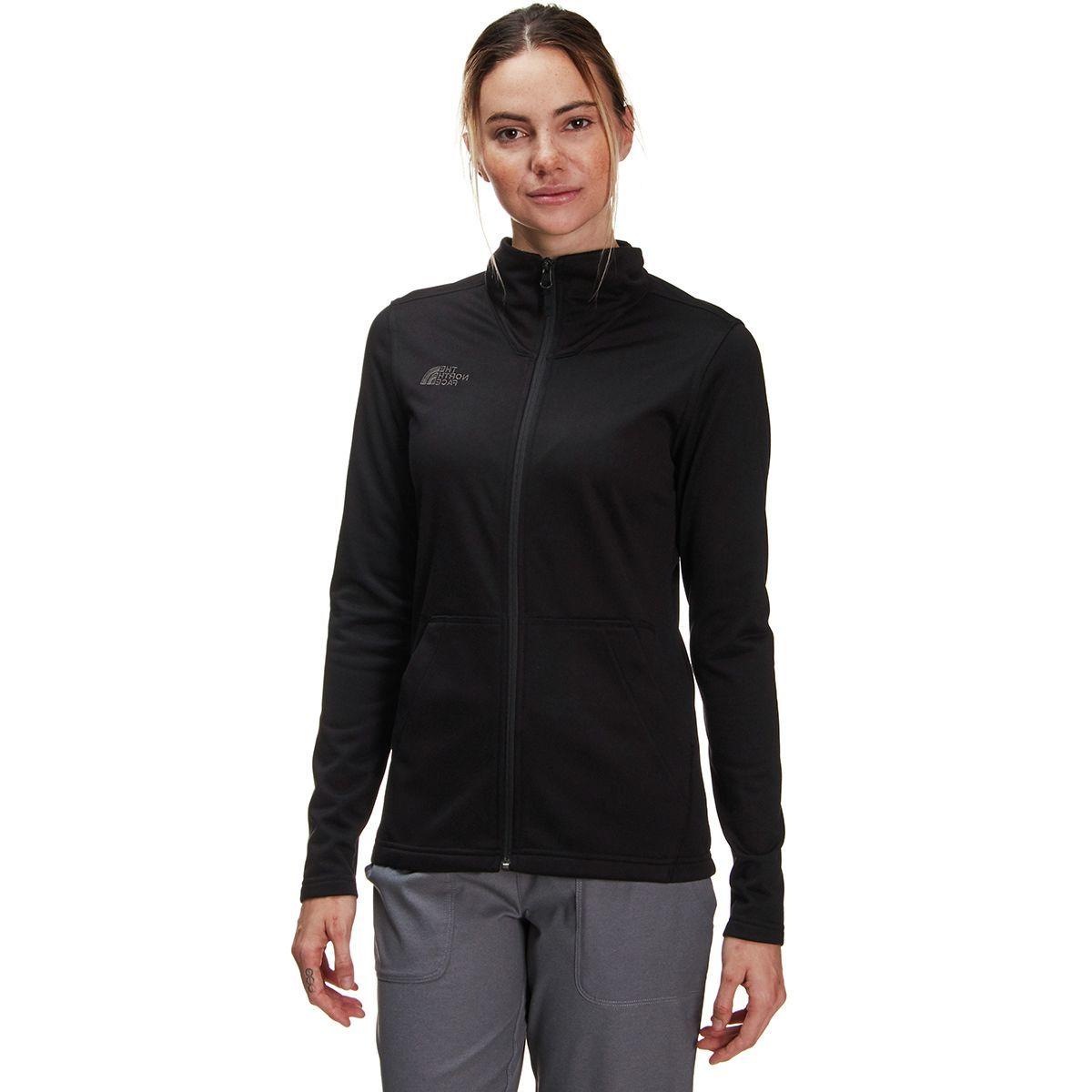 The North Face Tech Mezzaluna Full-Zip Fleece Jacket - Women's