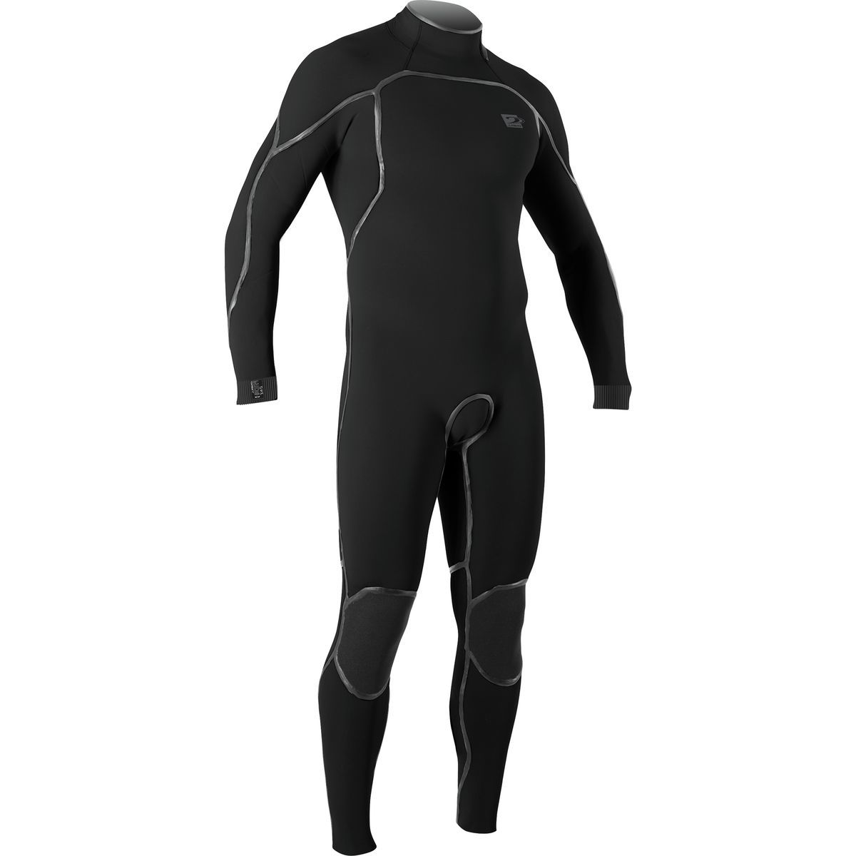 O'Neill Psycho One 4/3mm Back-Zip Full Wetsuit - Men's