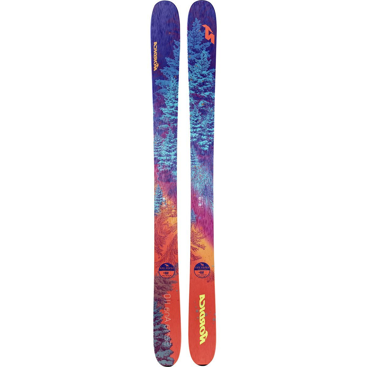 Nordica Santa Ana 110 Ski - Women's