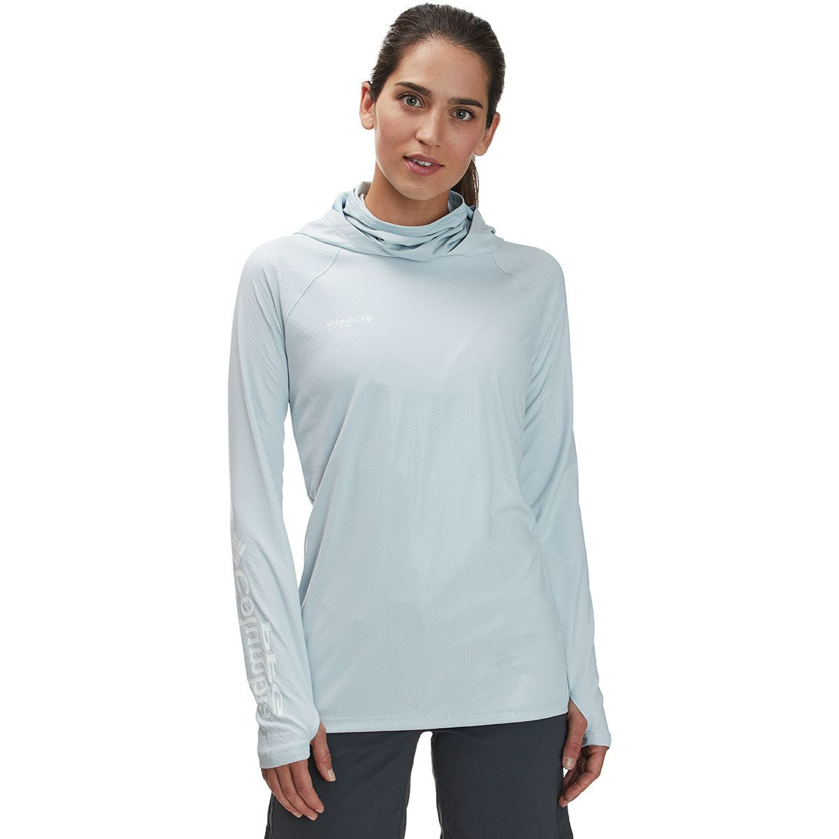 Columbia Tidal Deflector Zero Hooded Shirt - Women's