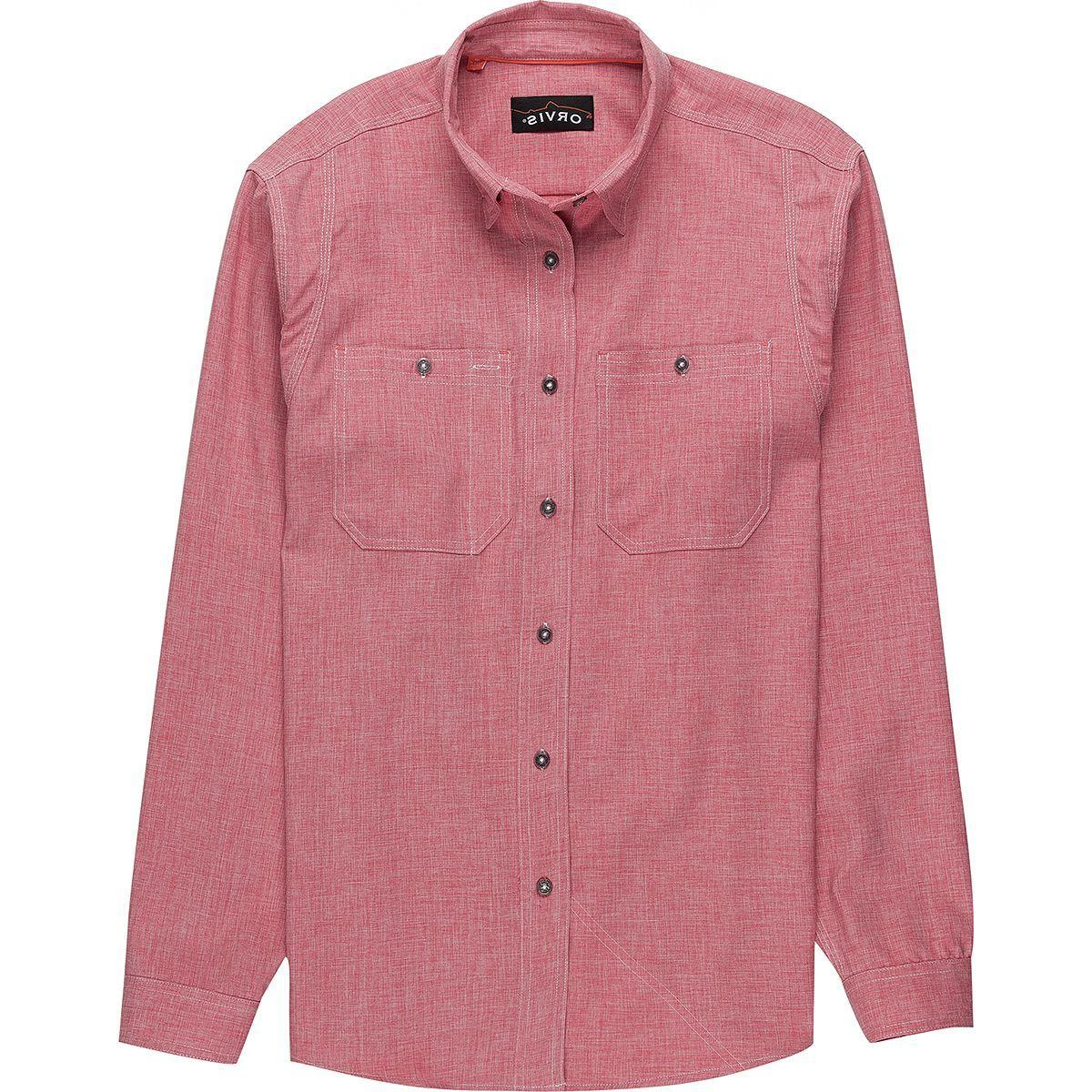 Orvis Tech Chambray Work Shirt - Men's