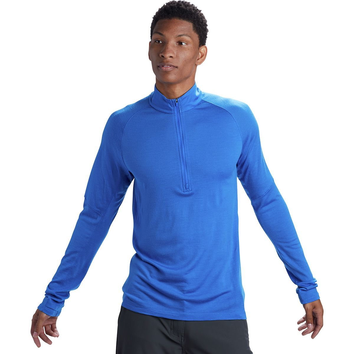 Mountain Hardwear Diamond Peak 1/2-Zip Long-Sleeve Top - Men's