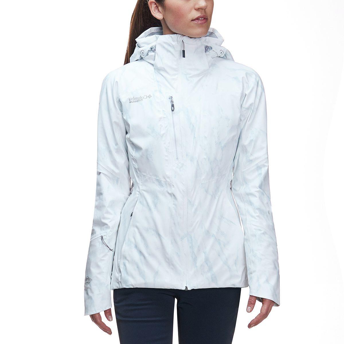 Columbia Titanium Snow Rival Jacket - Women's