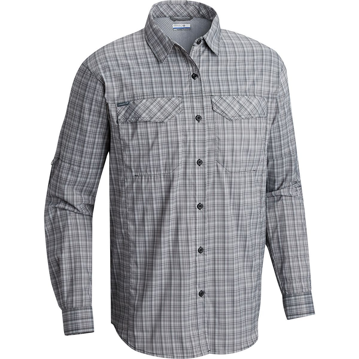 Columbia Silver Ridge Lite Plaid Shirt - Men's