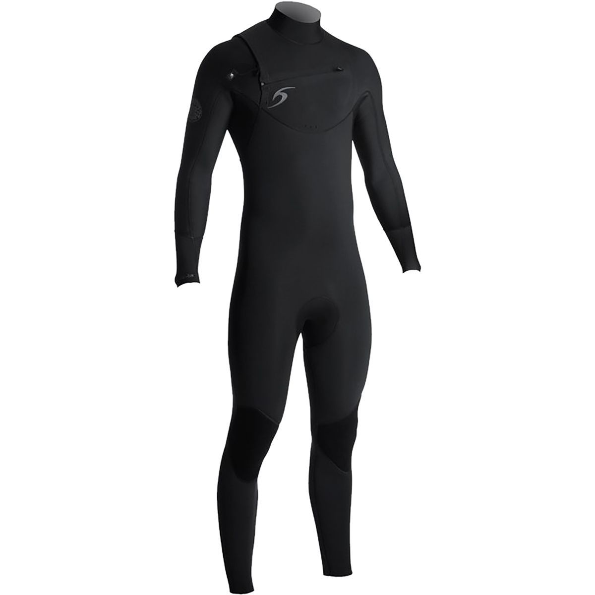 Rip Curl Dawn Patrol 3/2 Chest-Zip Wetsuit - Men's