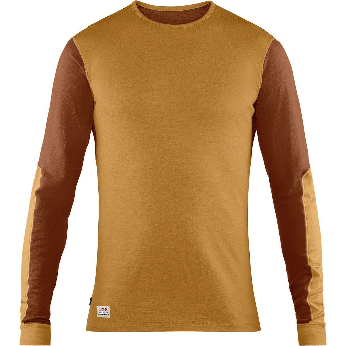 Fjallraven Keb Wool Long-Sleeve T-Shirt - Men's