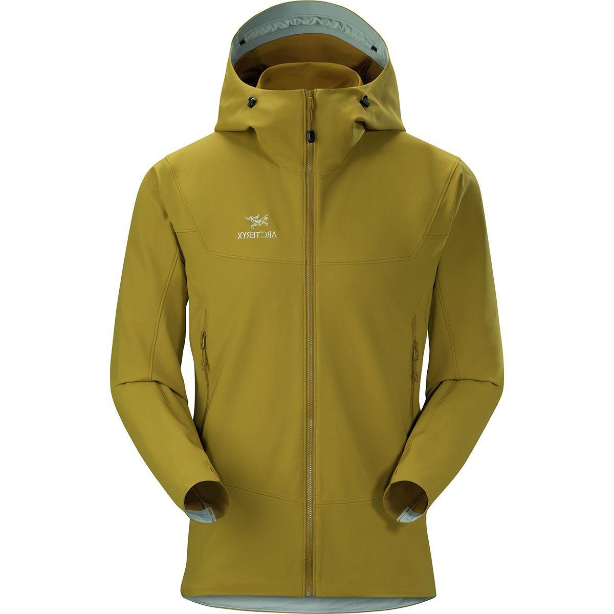 Arc'teryx Gamma LT Hooded Softshell Jacket - Men's