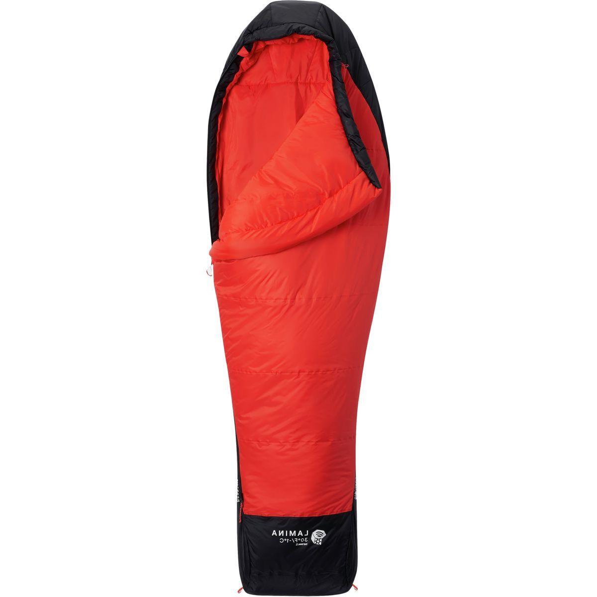 Mountain Hardwear Lamina Sleeping Bag: 30 Degree Synthetic - Women's