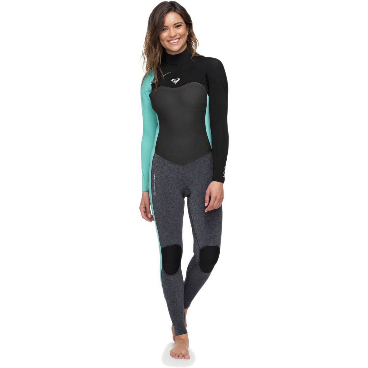 Roxy 3/2 Performance Chest Zip HYD Wetsuit - Women's