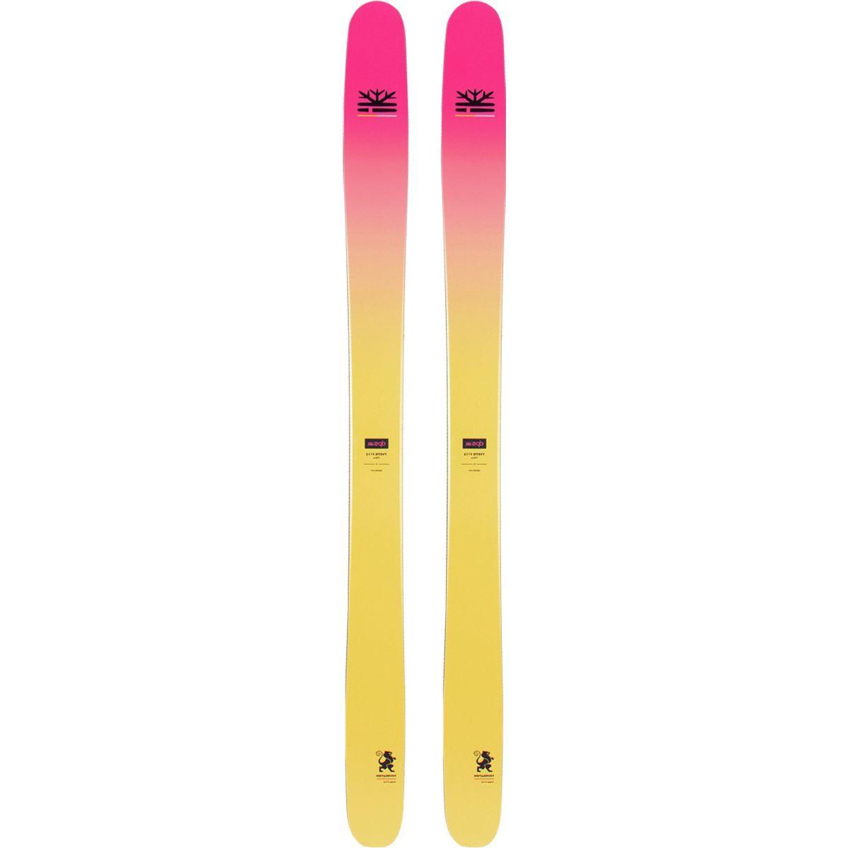 DPS Skis Yvette 112 Foundation Ski - Women's