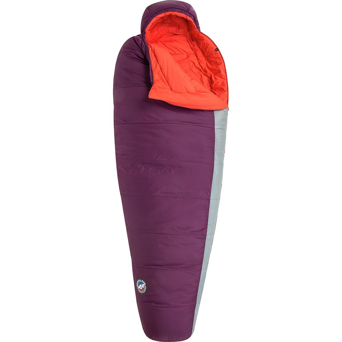 Big Agnes Blue Lake Sleeping Bag: 25 Degree Synthetic - Women's