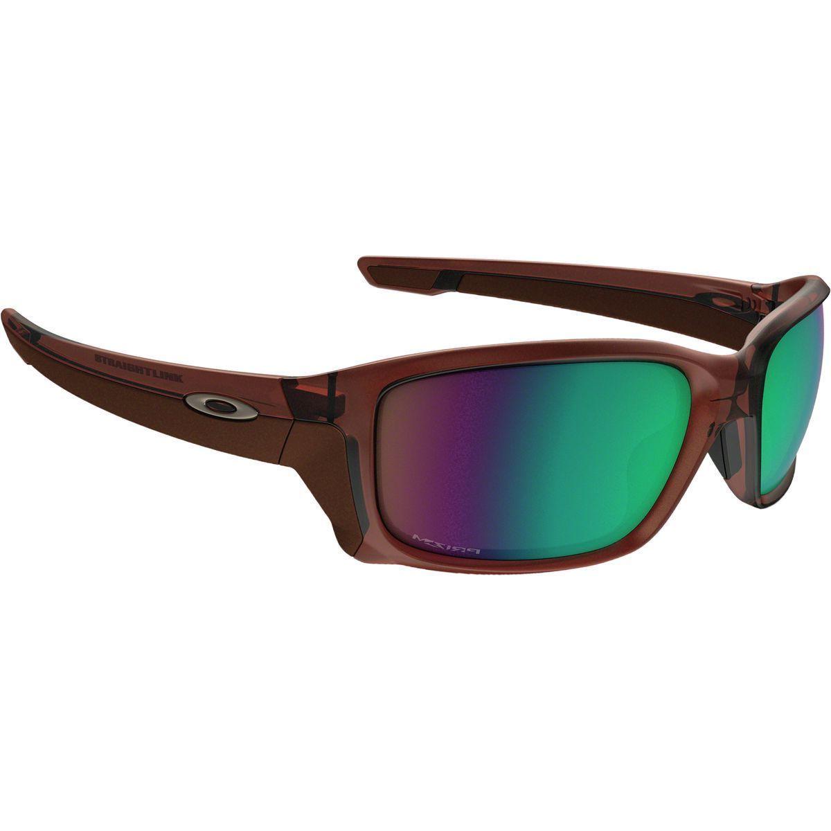 Oakley Straightlink Prizm Polarized Sunglasses - Men's