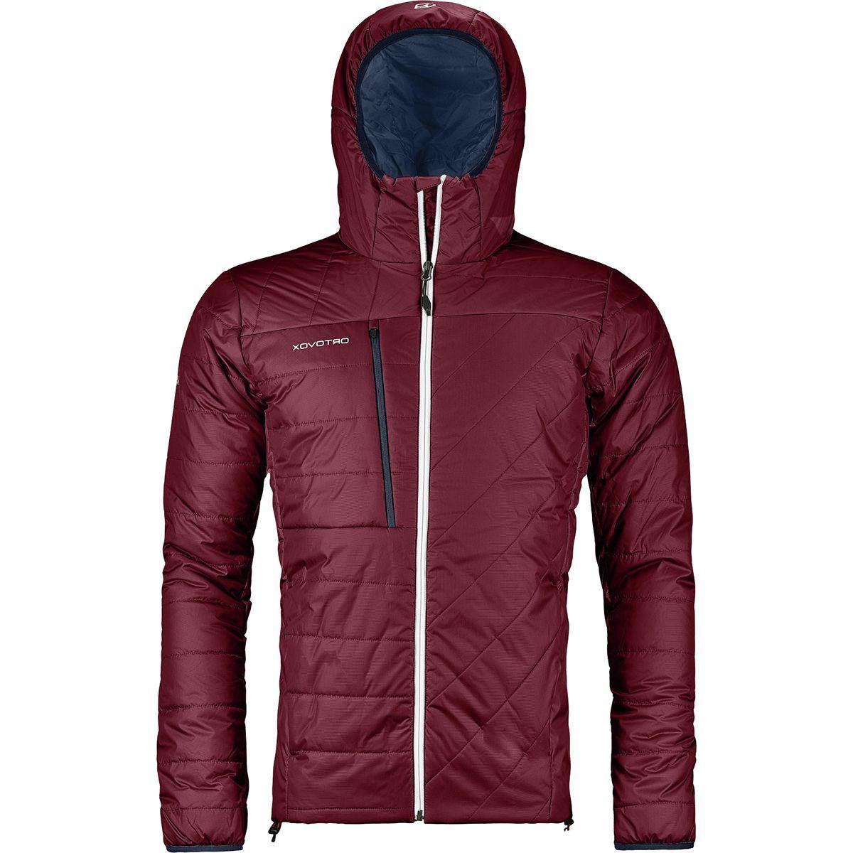 Ortovox Piz Bianco Insulated Jacket - Men's