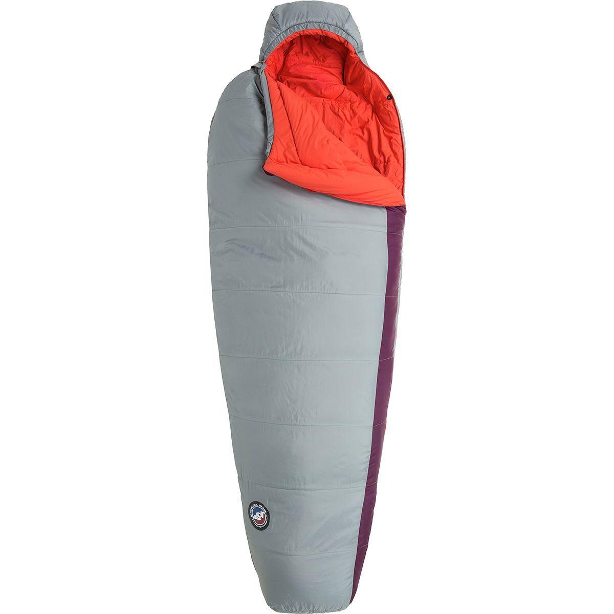Big Agnes Elsie Sleeping Bag: 15 Degree Synthetic - Women's