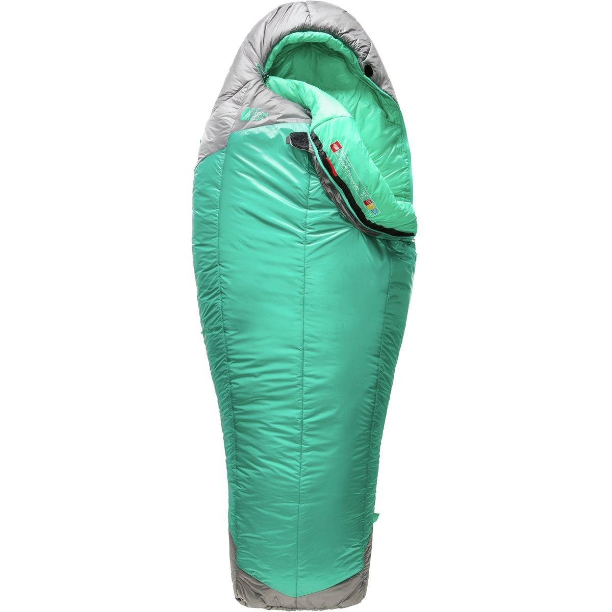 The North Face Snow Leopard Sleeping Bag: 5 Degree Synthetic - Women's