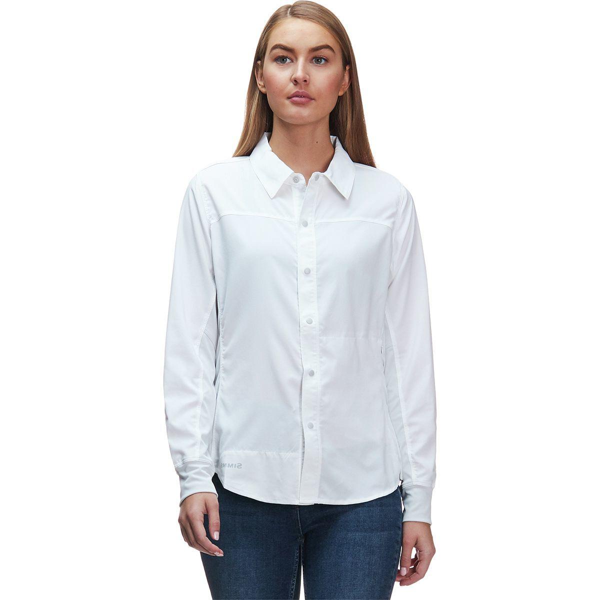 Simms BiComp Long-Sleeve Shirt - Women's