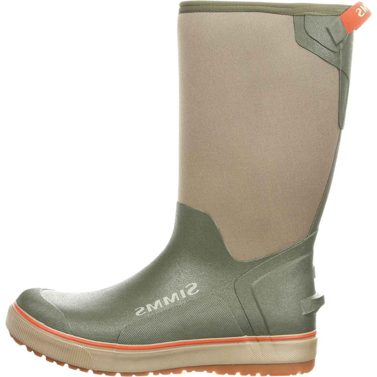 Simms Riverbank Pull-On 14in Boot - Men's