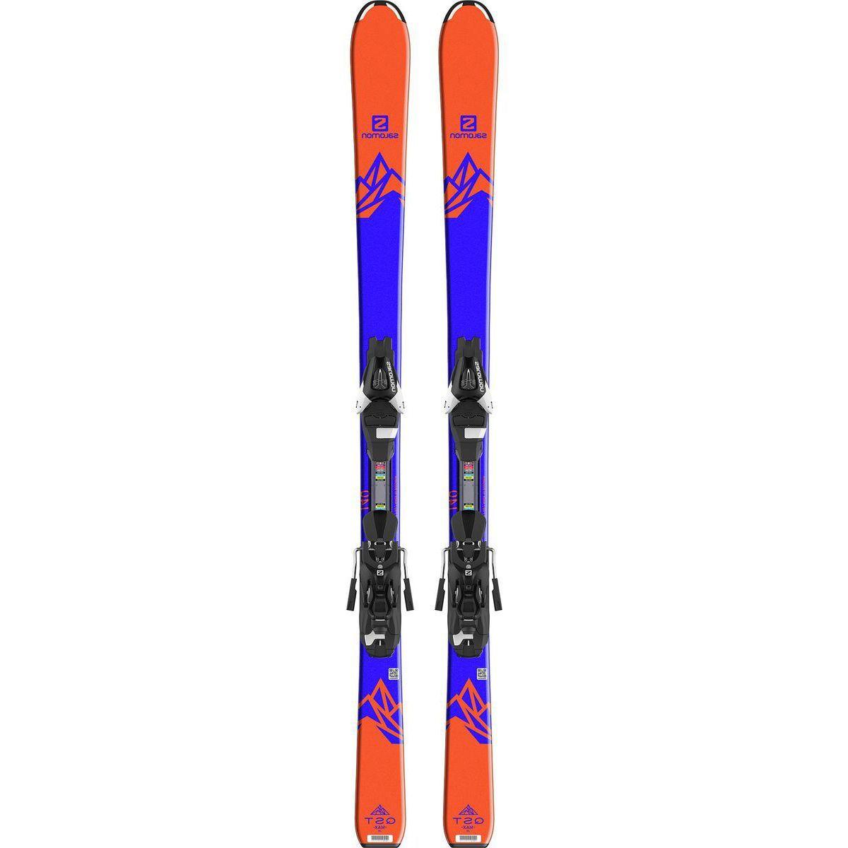 Salomon QST Max JR Ski + EZY7 B80 Binding - Boys'