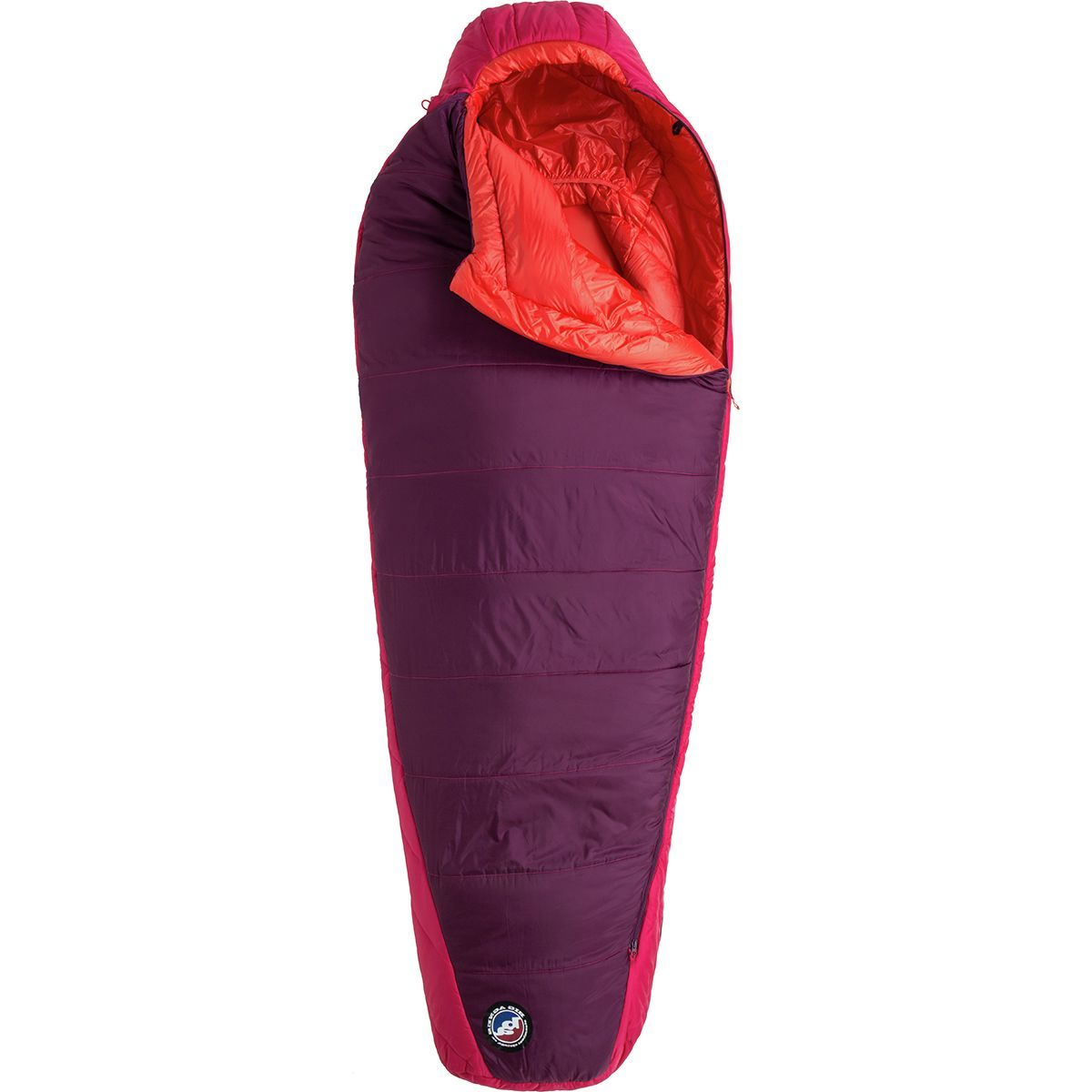 Big Agnes Sunbeam Sleeping Bag: 15 Degree Synthetic - Women's