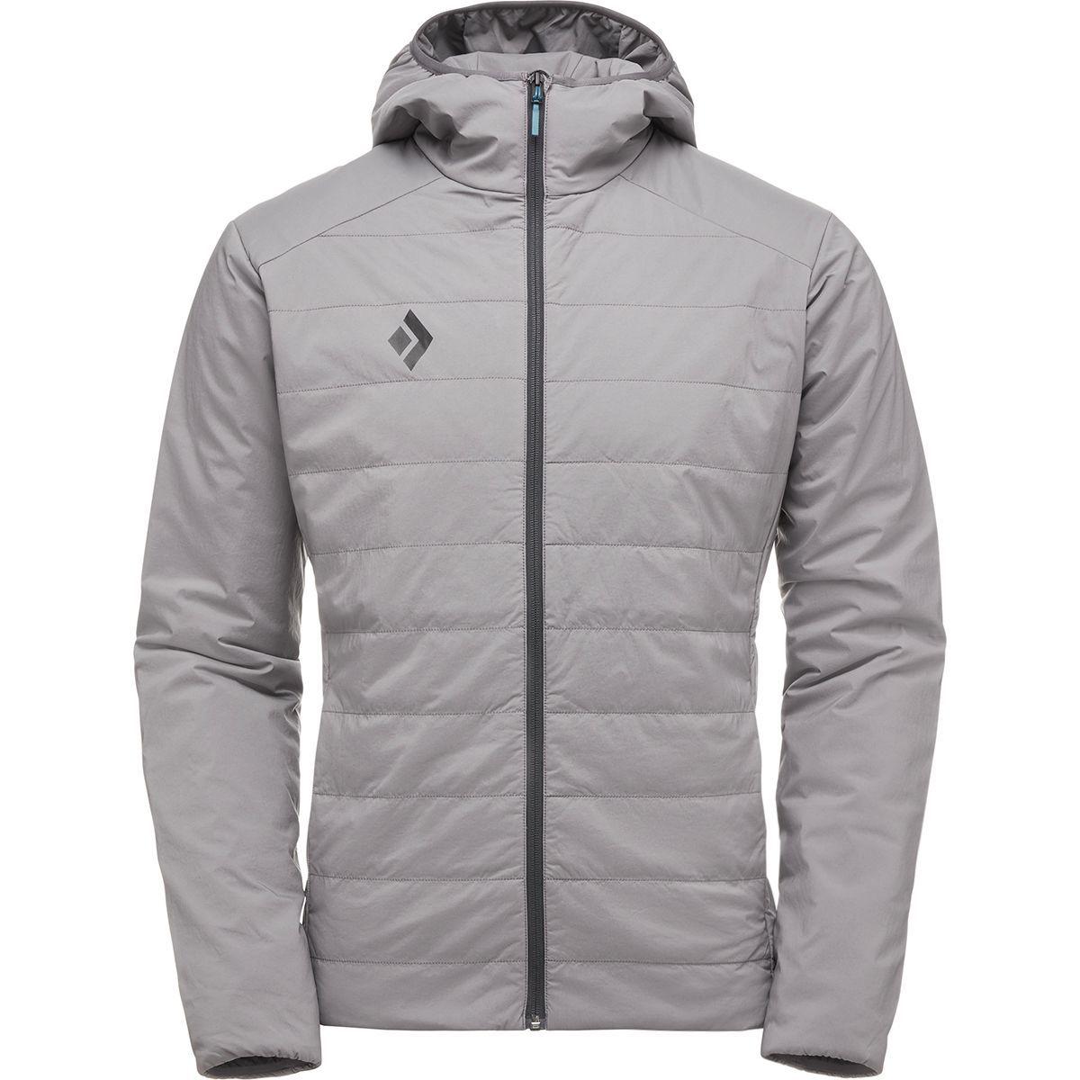 Black Diamond First Light Insulated Hooded Jacket - Men's