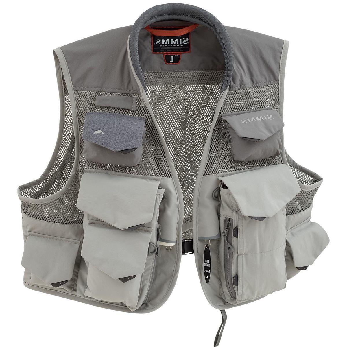 Simms Vertical Mesh Vest - Men's