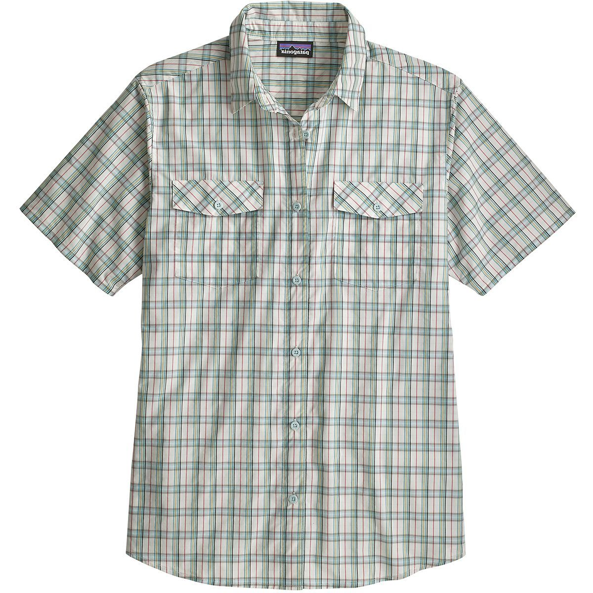 Patagonia High Moss Short-Sleeve Shirt - Men's