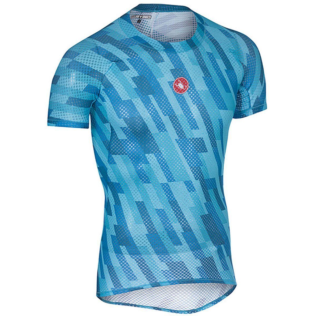 Castelli Pro Mesh Short Sleeve Base Layer - Men's