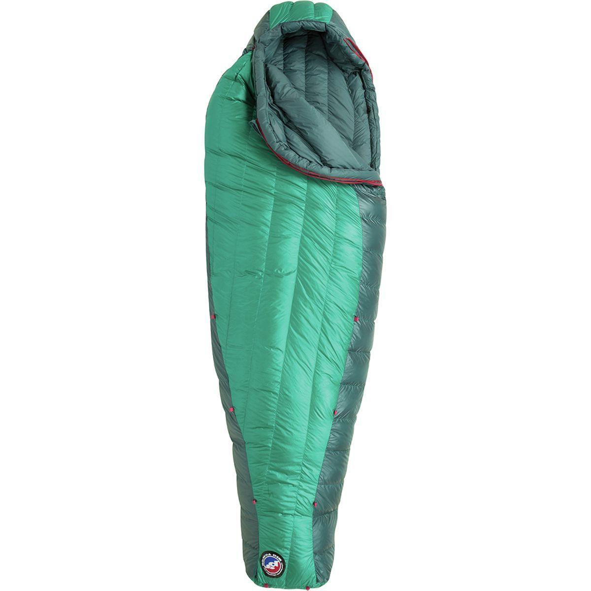 Big Agnes Sidney SL Sleeping Bag: 25 Degree Down - Women's
