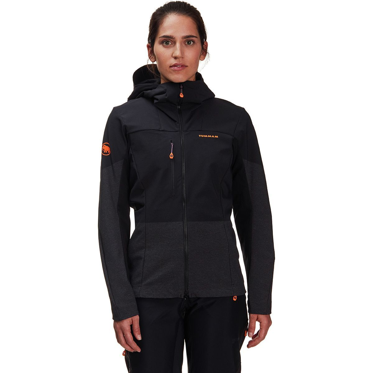 Mammut Eisfeld Light SO Hooded Softshell Jacket - Women's