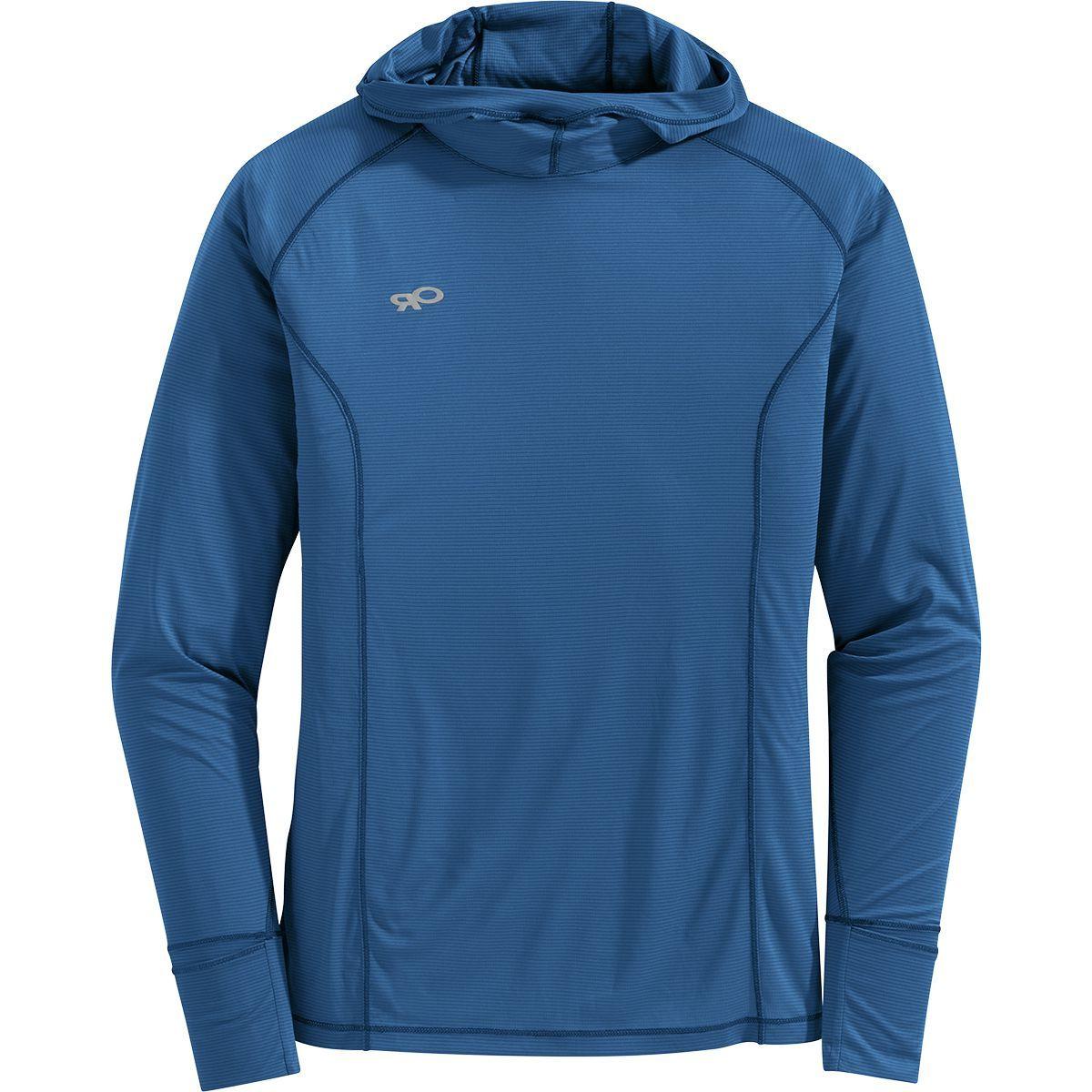 Outdoor Research Echo Hooded Long-Sleeve Shirt - Men's