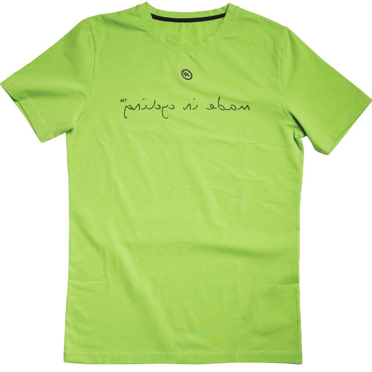 Assos Made In Cycling Short-Sleeve T-Shirt - Men's
