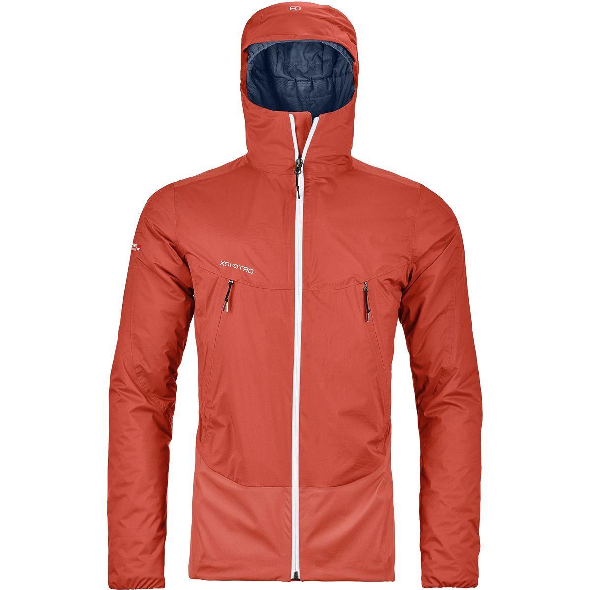 Ortovox Swisswool Leone 2L Jacket - Men's