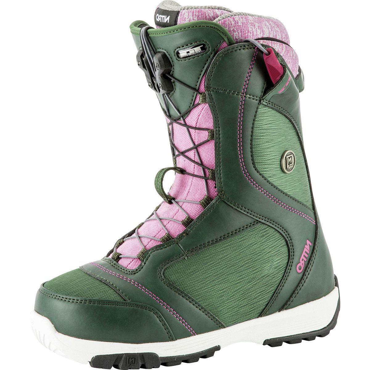 Nitro Monarch TLS Snowboard Boot - Women's