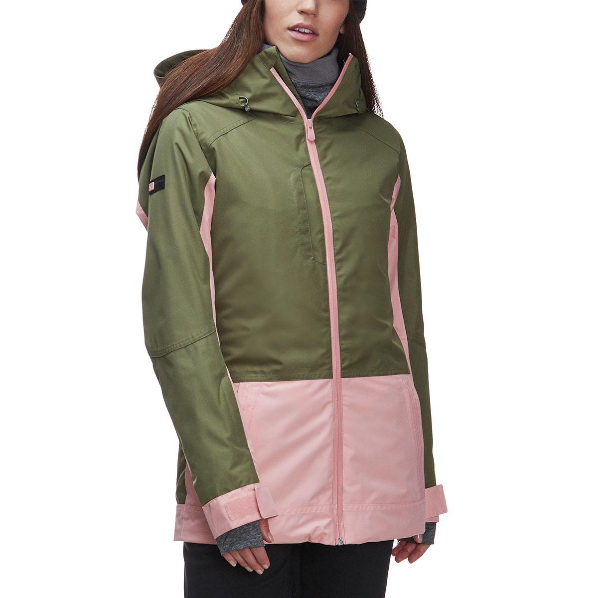Roxy Torah Bright Snowflake Insulated Jacket - Women's