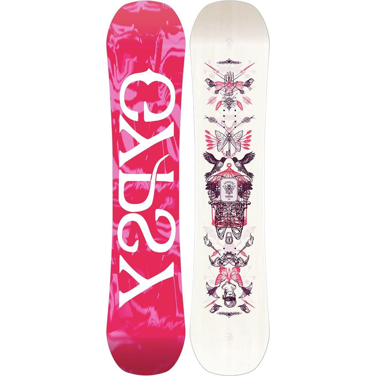Salomon Snowboards Gypsy Grom Snowboard - Girls'