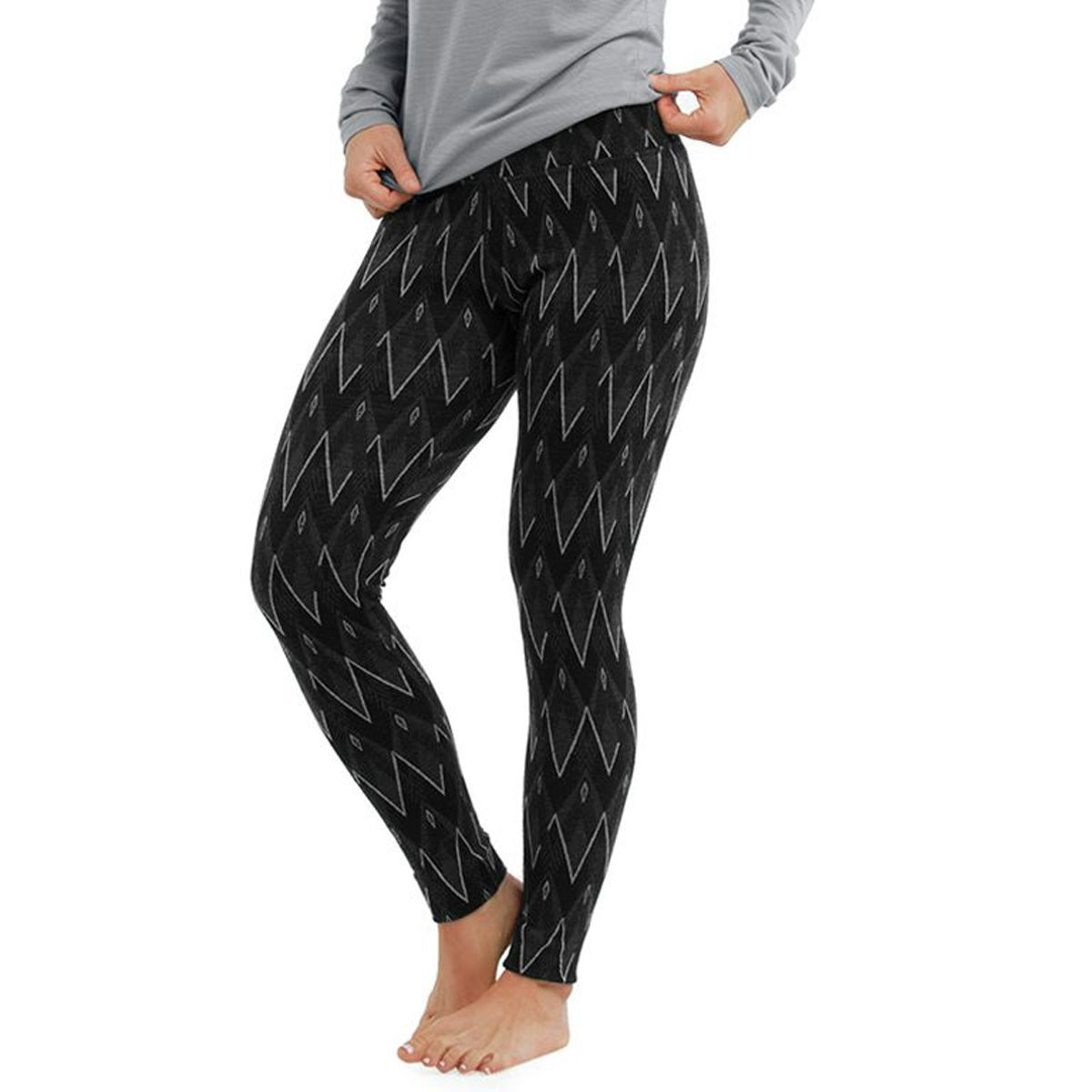 Smartwool Midweight Pattern Bottom - Women's