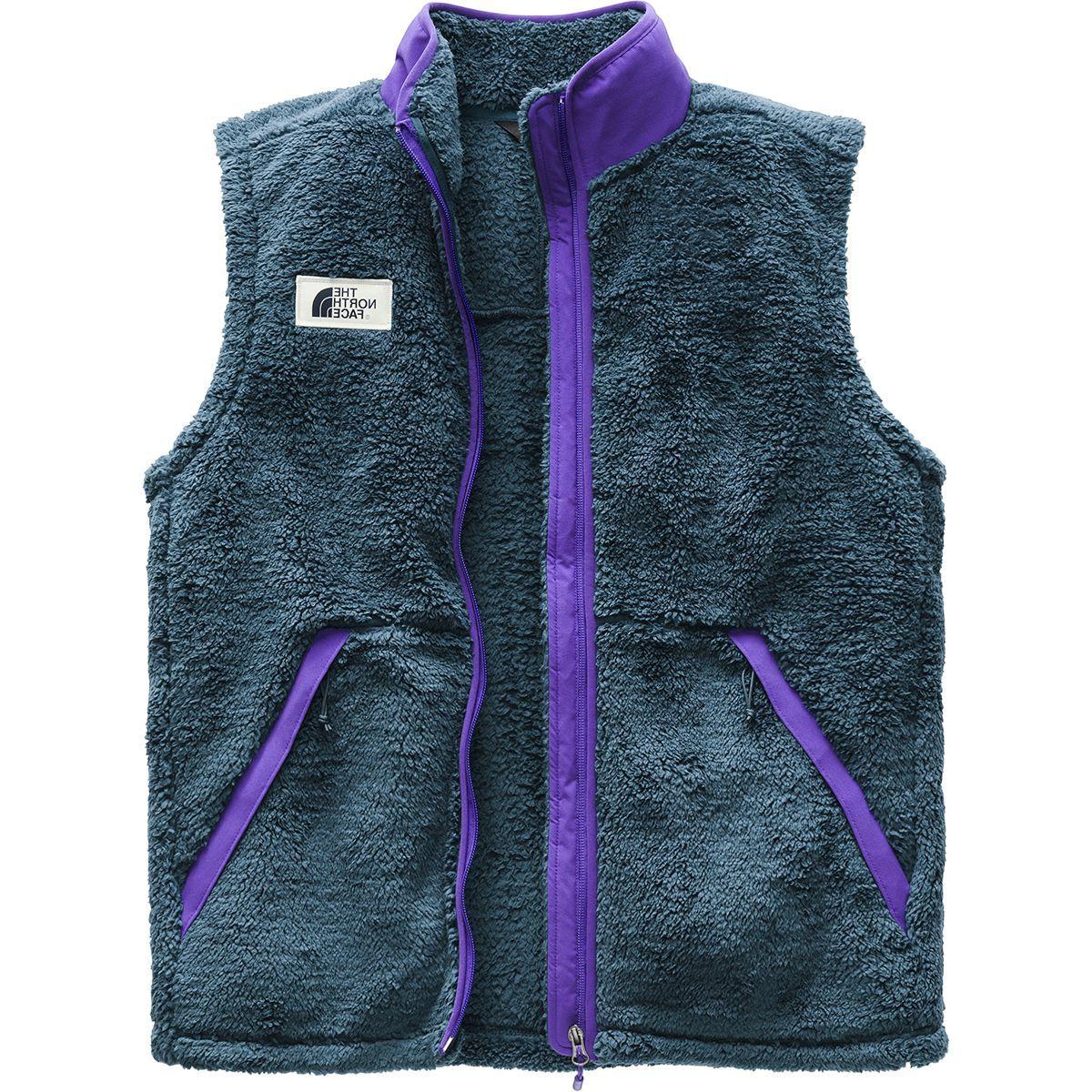The North Face Campshire Fleece Vest - Men's