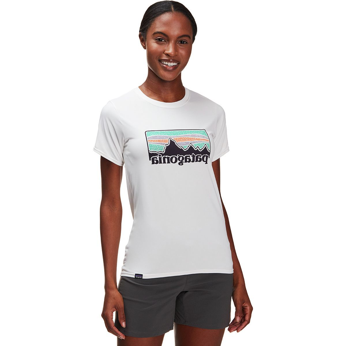 Patagonia Capilene Cool Daily Graphic Short-Sleeve Shirt - Women's