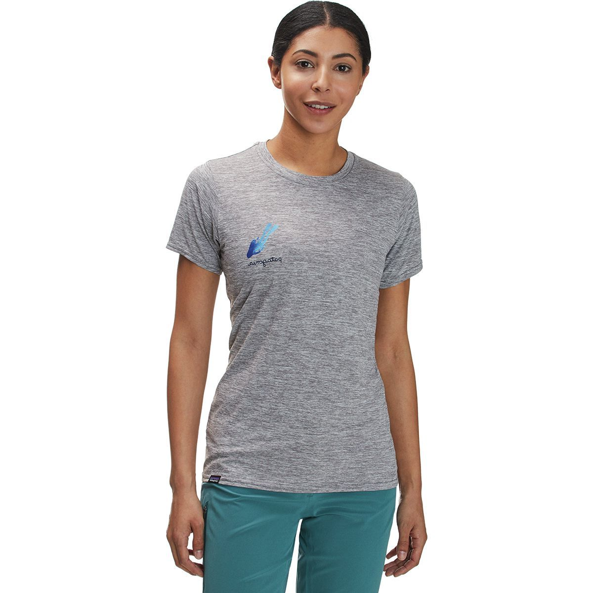 Patagonia Capilene Cool Daily Graphic Short-Sleeve Shirt - Women's
