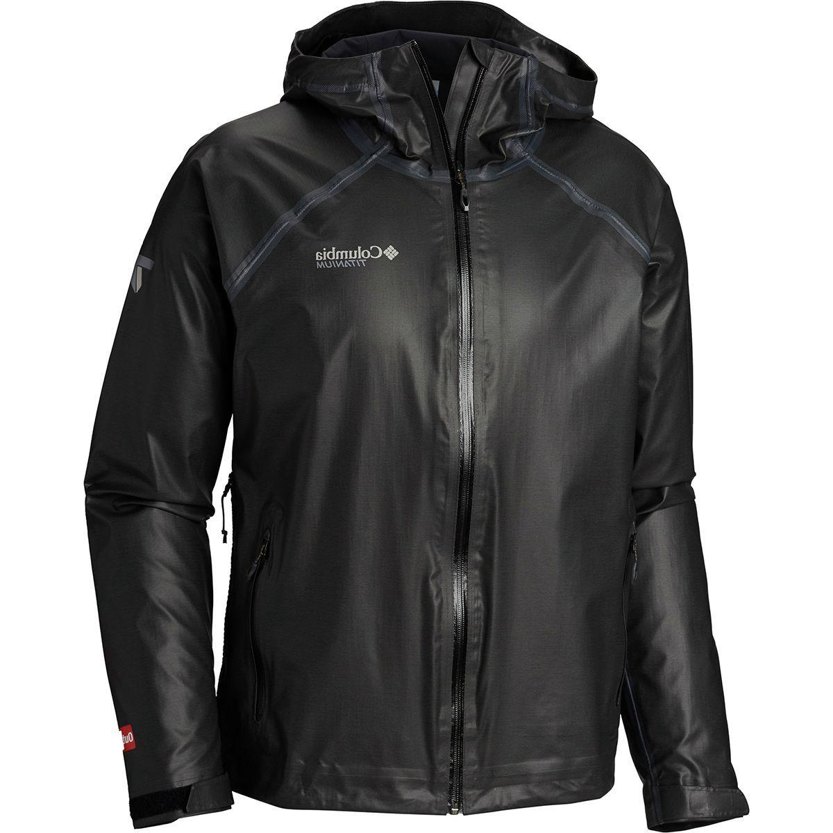 Columbia Titanium Outdry Ex Reign Jacket - Men's