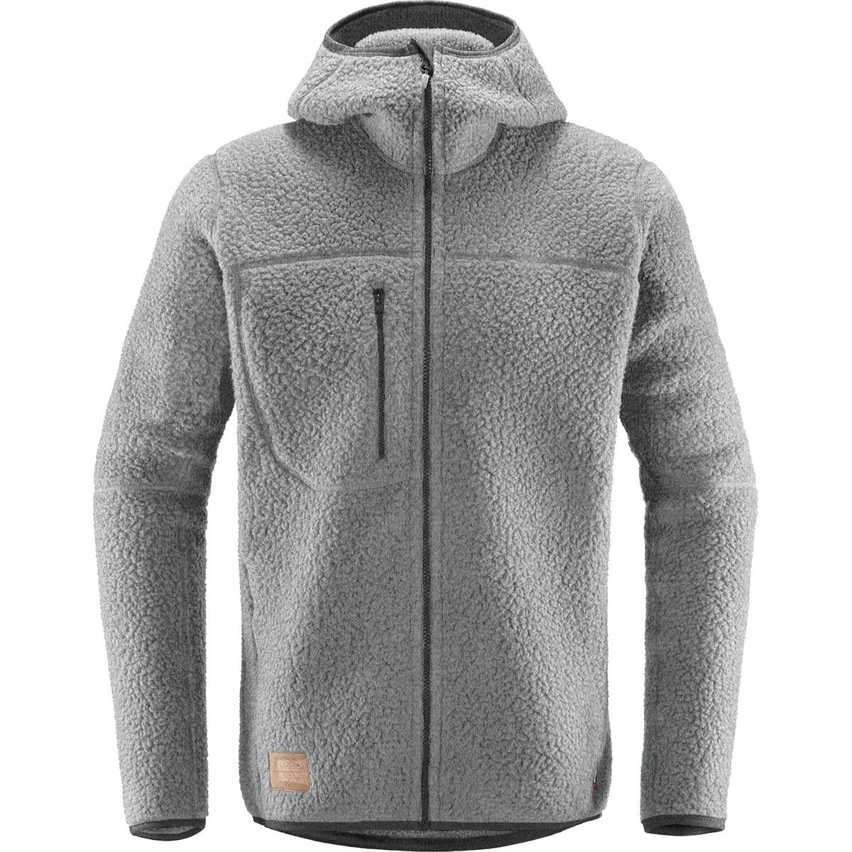 Haglofs Pile Hooded Fleece Jacket - Men's