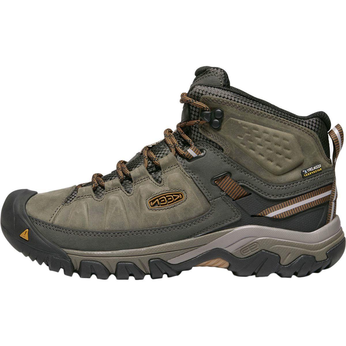 KEEN Targhee III Mid Waterproof Wide Hiking Boot - Men's