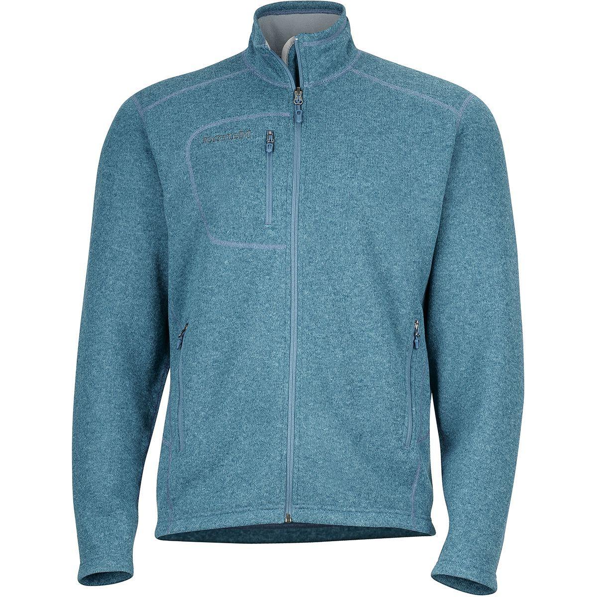 Marmot Drop Line Fleece Jacket - Men's