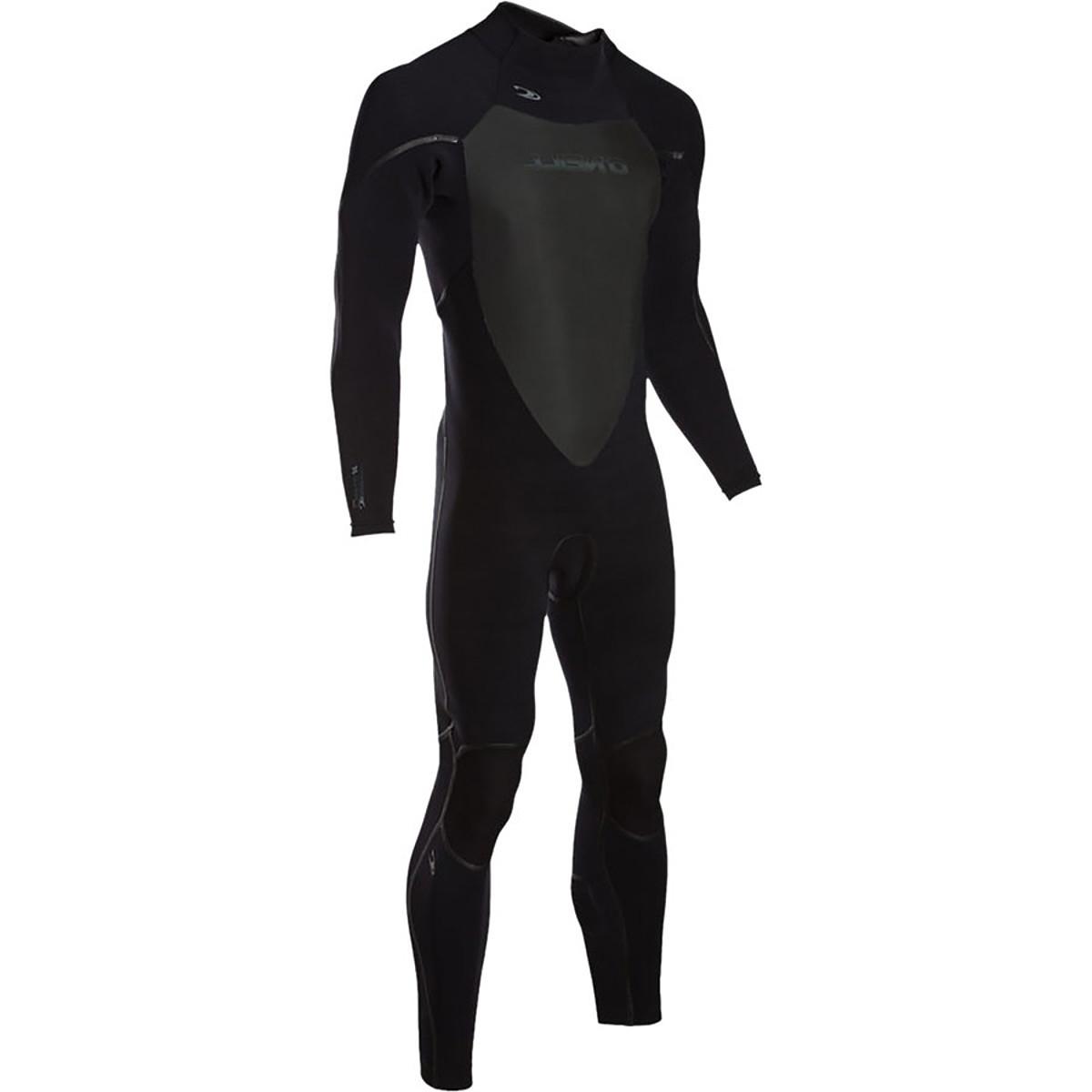 O'Neill Heat 3Q-Zip 3/2 Full Wetsuit - Men's