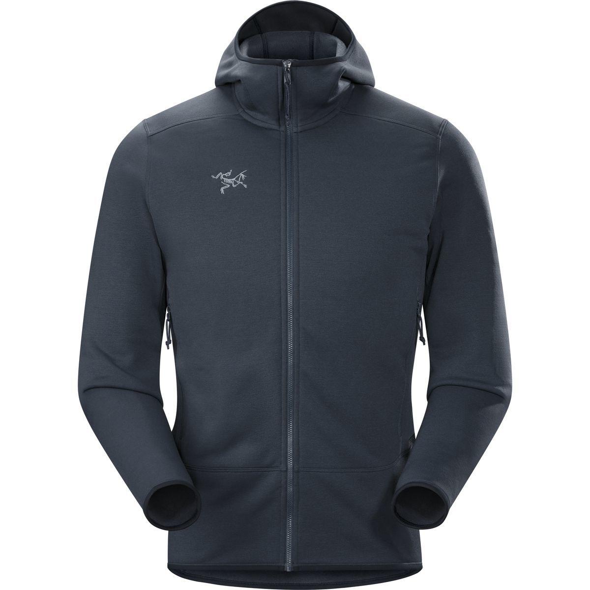 Arc'teryx Kyanite Hooded Fleece Jacket - Men's