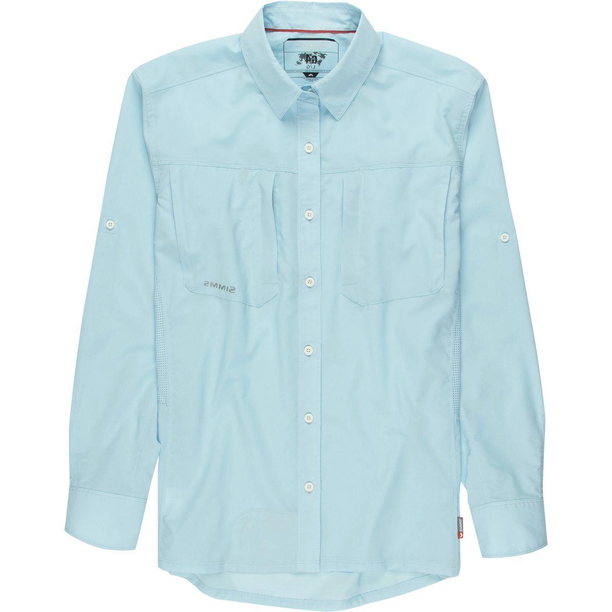 Simms Ultralight Long-Sleeve Shirt - Men's