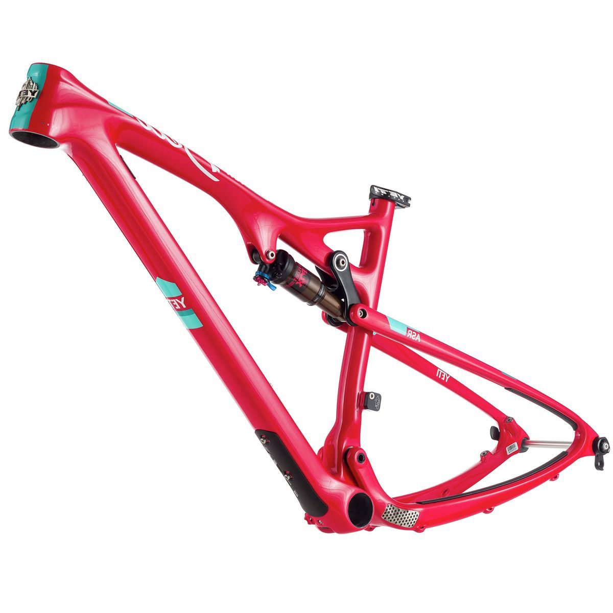 Yeti Cycles ASR Beti Turq Mountain Bike Frame - 2017 - Women's